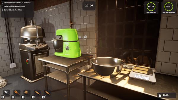 Скриншот №21 к Bakery Simulator