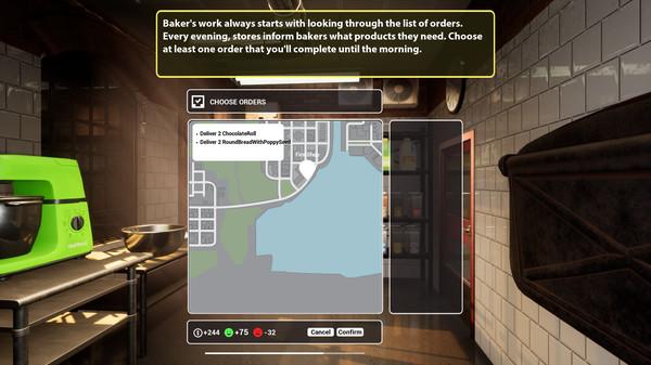 Скриншот №12 к Bakery Simulator