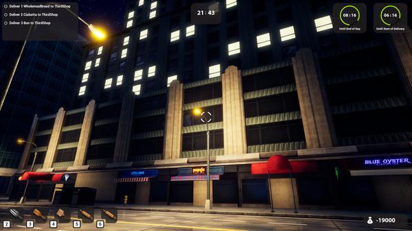 Скриншот №20 к Bakery Simulator