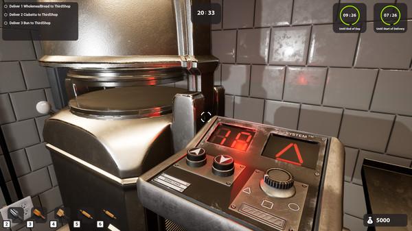 Скриншот №19 к Bakery Simulator