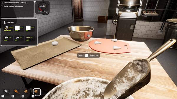Скриншот №9 к Bakery Simulator