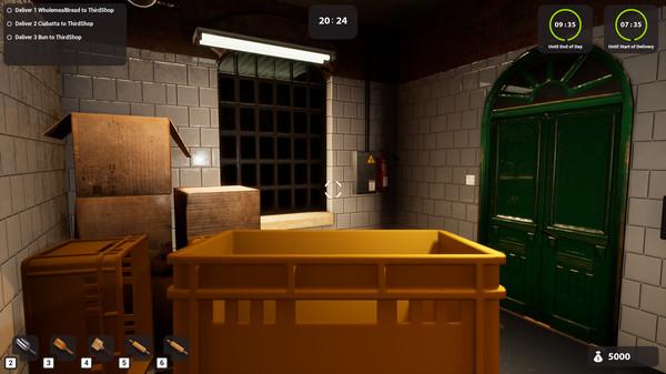 Скриншот №23 к Bakery Simulator