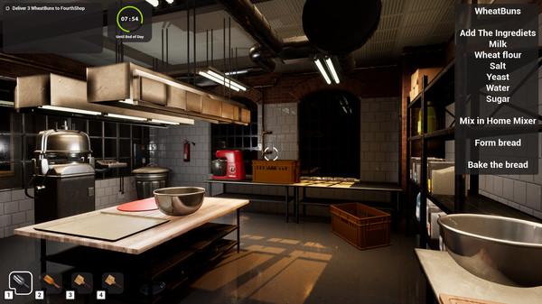 Скриншот №24 к Bakery Simulator