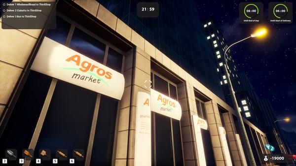 Скриншот №18 к Bakery Simulator