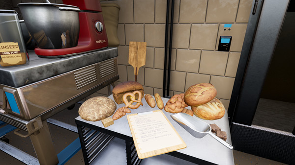 Скриншот №27 к Bakery Simulator