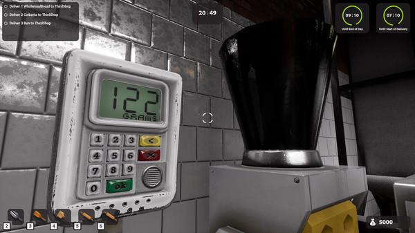 Скриншот №4 к Bakery Simulator