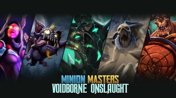 Minion Masters - Voidborne Onslaught Screenshot