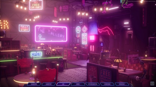 Скриншот №3 к Subverse