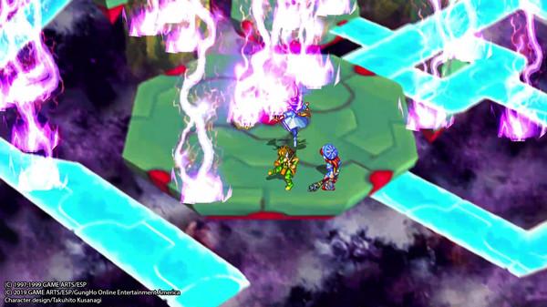 Скриншот №10 к GRANDIA HD Remaster