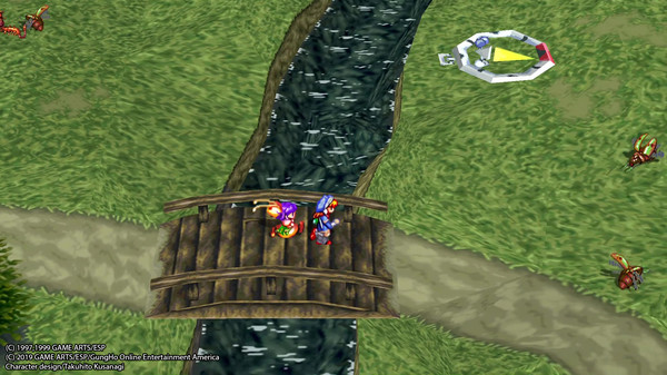 Скриншот №5 к GRANDIA HD Remaster