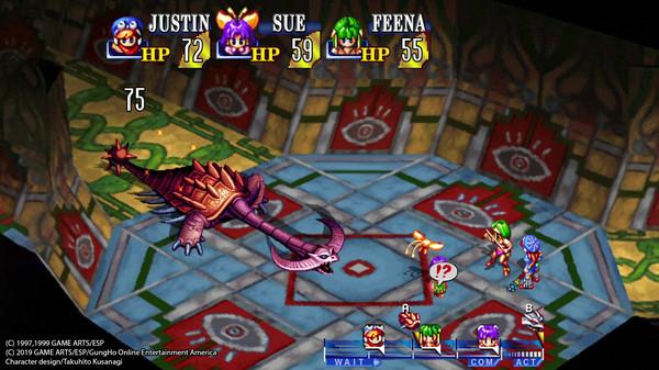 Скриншот №3 к GRANDIA HD Remaster