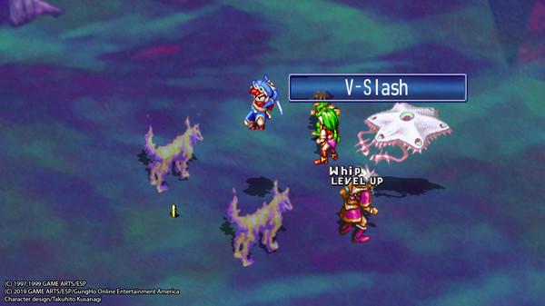 Скриншот №8 к GRANDIA HD Remaster
