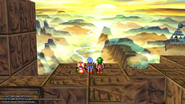 Скриншот №4 к GRANDIA HD Remaster