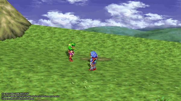 Скриншот №9 к GRANDIA HD Remaster