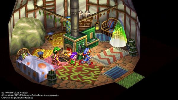 Скриншот №2 к GRANDIA HD Remaster