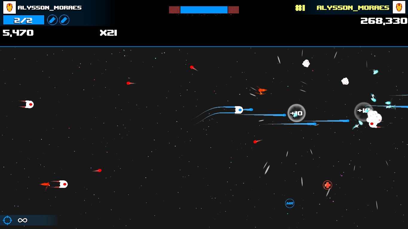 Save 51% on Space Smash on Steam