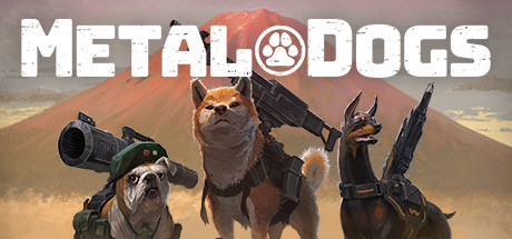 METAL DOGS Cover Image