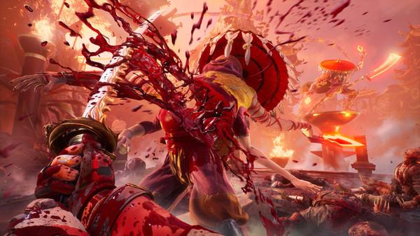 Скриншот №3 к Shadow Warrior 3