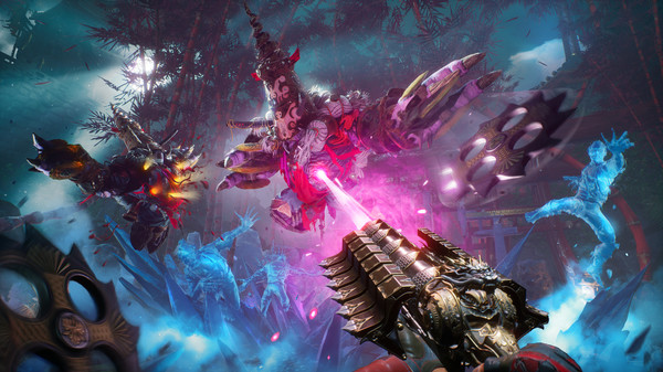 Скриншот №2 к Shadow Warrior 3