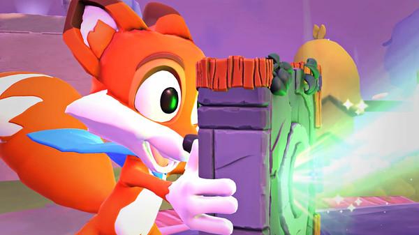 Скриншот №1 к New Super Luckys Tale