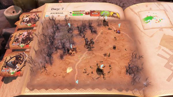 Trials of Fire скриншот
