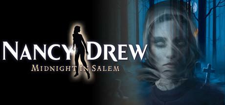 Nancy Drew®: Midnight in Salem Cover Image