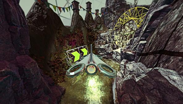Screenshot of Hyper Flight