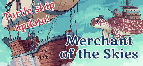 Merchant of the Skies Cover Image