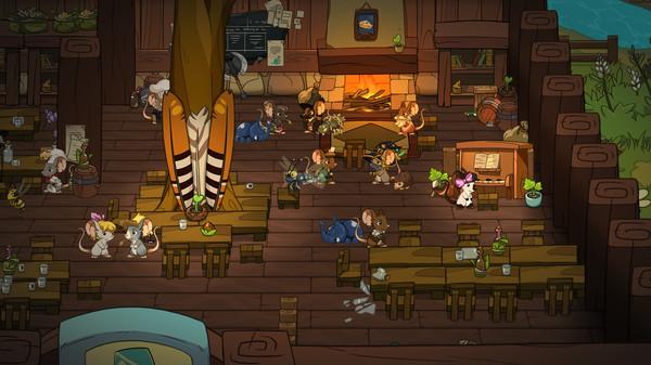 Скриншот №1 к Transformice Adventures