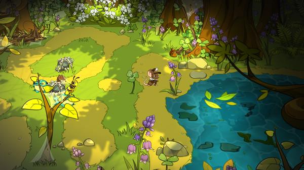 Скриншот №7 к Transformice Adventures