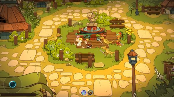 Скриншот №5 к Transformice Adventures