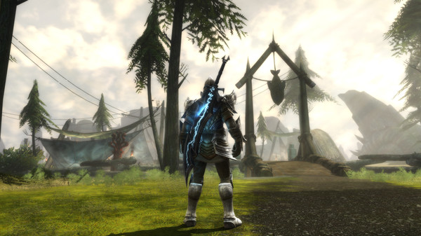 Скриншот №1 к Kingdoms of Amalur Re-Reckoning