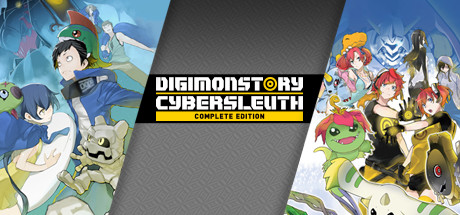 Digimon Story Cyber Sleuth: Complete Edition Cover Image