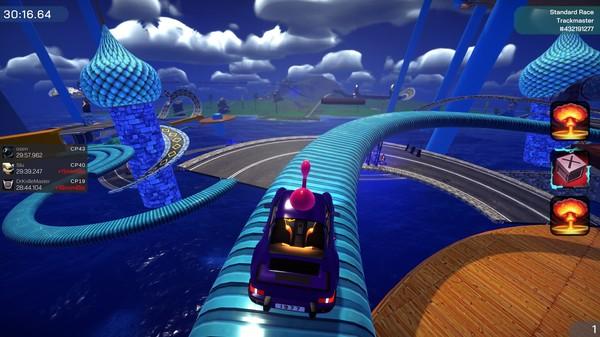Trackmaster screenshot