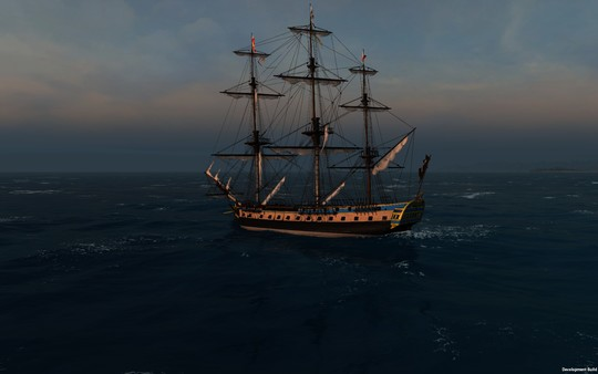 Скриншот №2 к Naval Action - LHermione