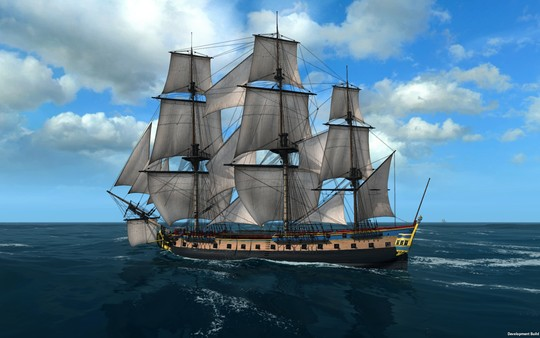 Скриншот №3 к Naval Action - LHermione