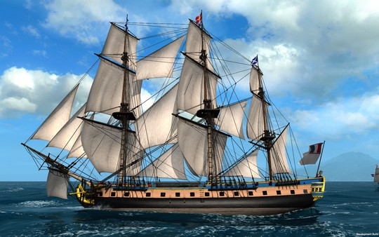 Скриншот №5 к Naval Action - LHermione