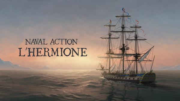 Скриншот №1 к Naval Action - LHermione