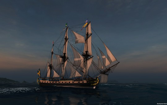 Скриншот №9 к Naval Action - LHermione