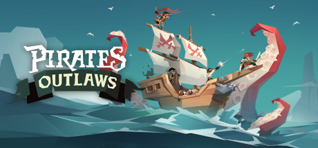 Pirates Outlaws Cover Image