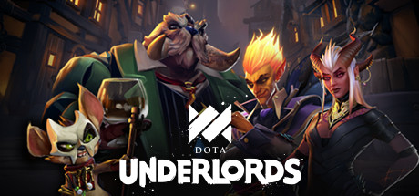 Dota Underlords Cover Image