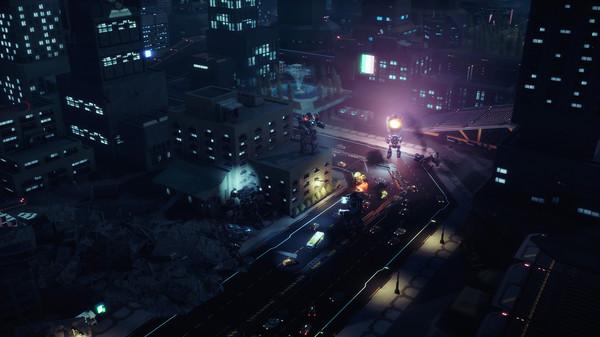 Скриншот №3 к BATTLETECH Urban Warfare
