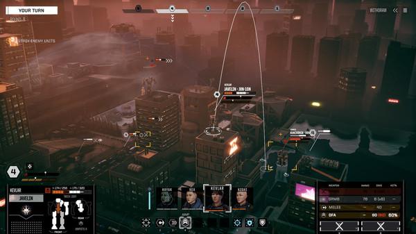 Скриншот №9 к BATTLETECH Urban Warfare