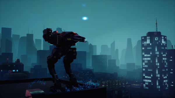 Скриншот №5 к BATTLETECH Urban Warfare
