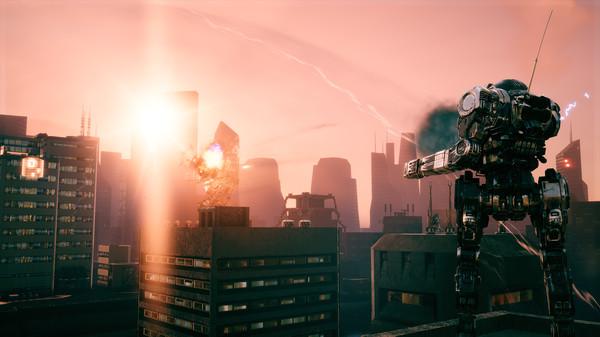 Скриншот №11 к BATTLETECH Urban Warfare