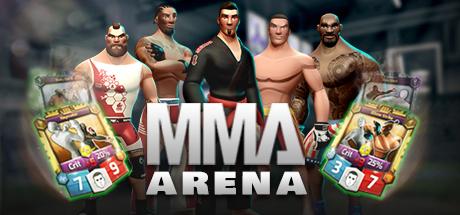 MMA Arena Cover Image