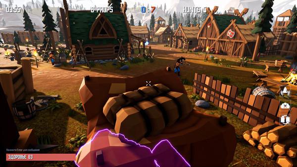 Скриншот №11 к Peekaboo Online Hide and Seek