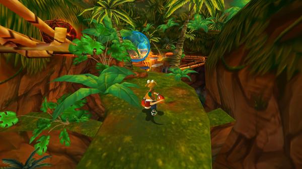 Kao the Kangaroo: Round 2 screenshot
