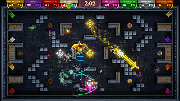 Knight Squad 2-DARKSiDERS [CRACK]