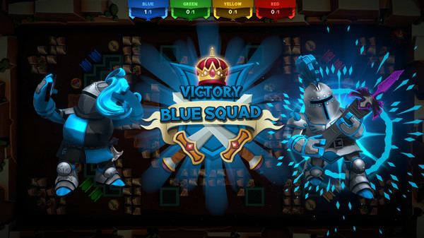 Скриншот №4 к Knight Squad 2